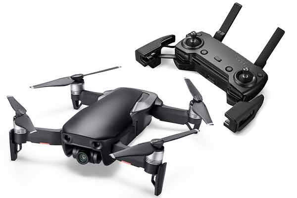 mavic air black