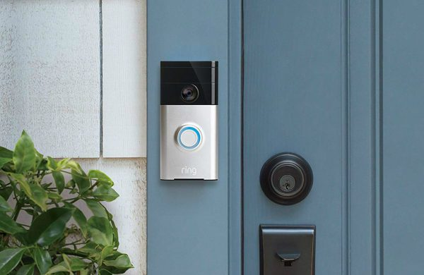 ring wi fi enabled video doorbell 2