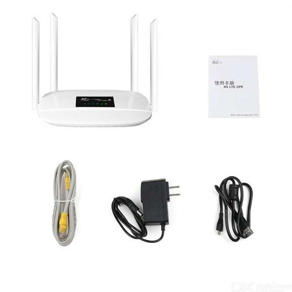 4g router lc 1116