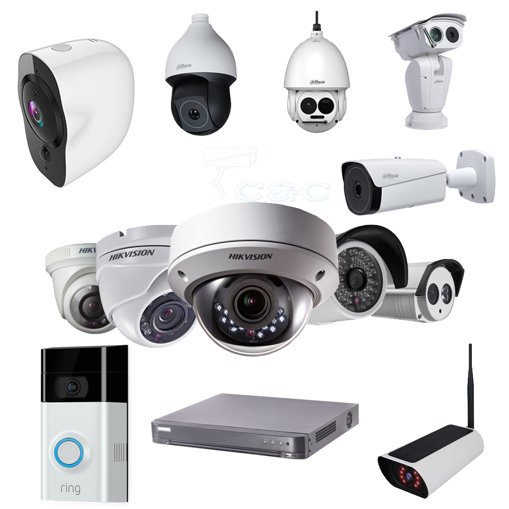 security-camera Complete Set